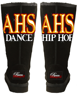 Alemany Dance & Hip Hop Team Boots