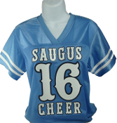 Saugus Cheer Competition Jersey