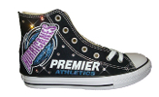 Premier Athletics Hurricanes Custom Converse
