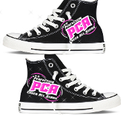 Perfection Cheer Custom Converse