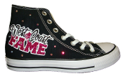 West Coast Fame Custom Converse