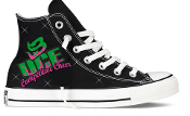 Universal Cheer Experience Custom Converse